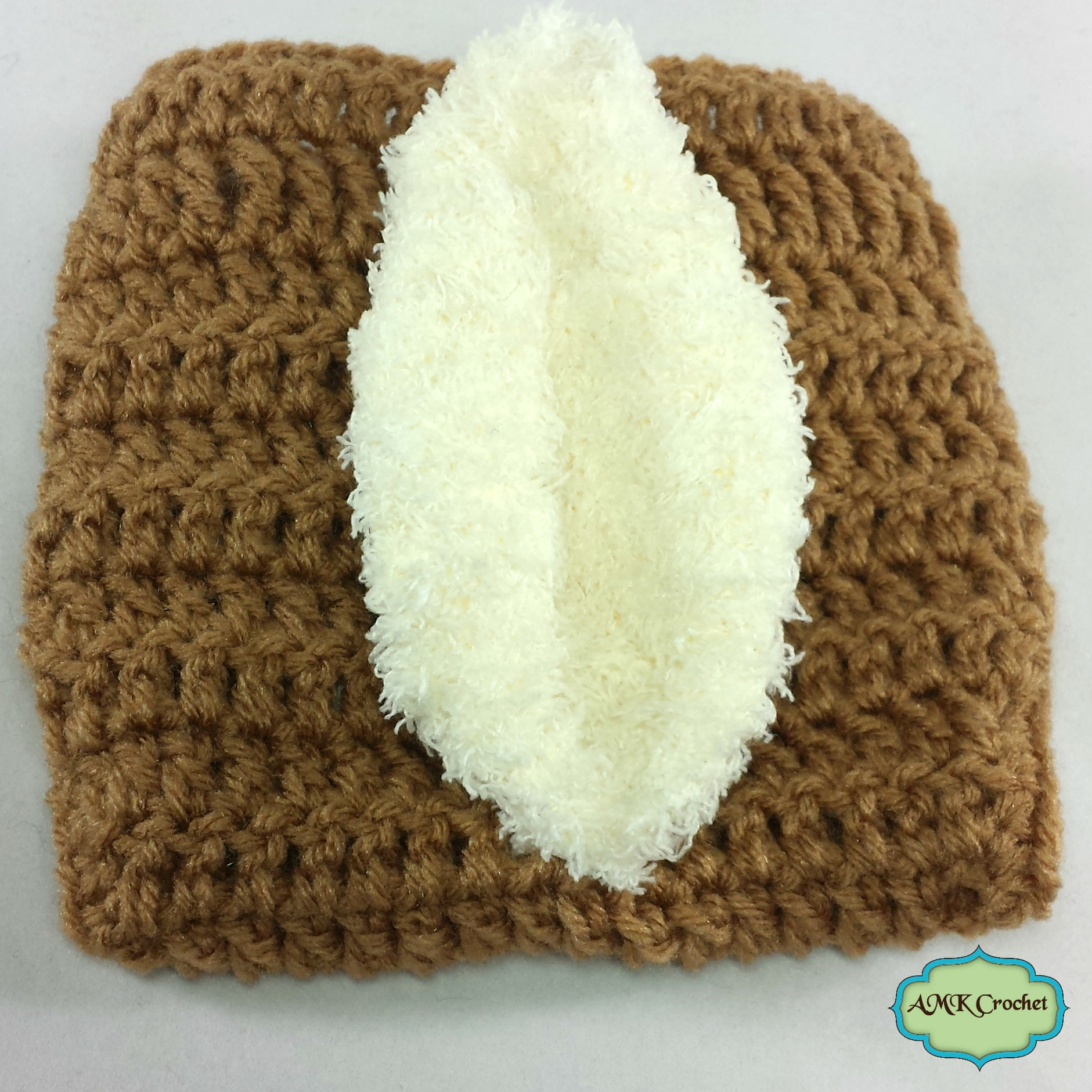 Newborn Deer Hat and Diaper Cover, Deer or Reindeer Outfit ...